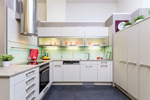 Moderní kuchyně fotogalerie inspirace
