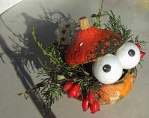 Přírodní dekorace, které přenesou krásy podzimu k vám domů
