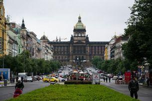Pulsující srdce Prahy, to je Václavské náměstí