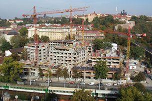Výstavba Albertov Rental Apartments ve 30 sekundách