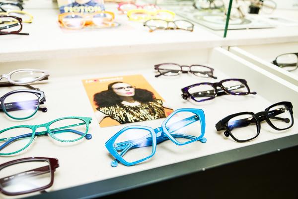 Kolekce obrub l.a.Eyeworks.