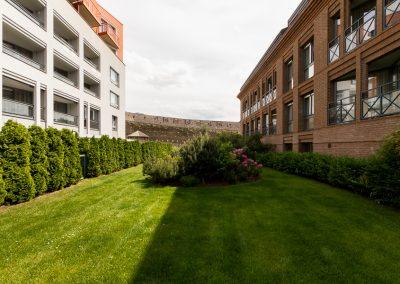 Albertov Rental Apartments - Areál