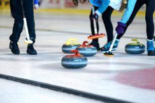 Fanoušci curlingu mají v Praze k dispozici halu světové úrovně