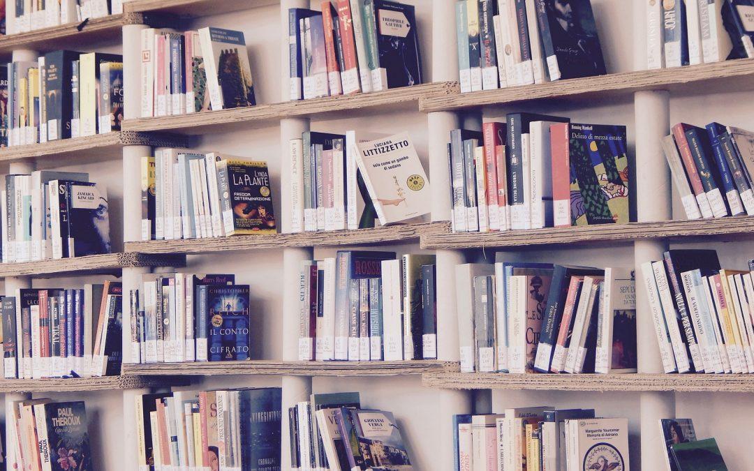 Knihy ukládejte s grácií – tipy na knihovny, které jsou ozdobou bytu
