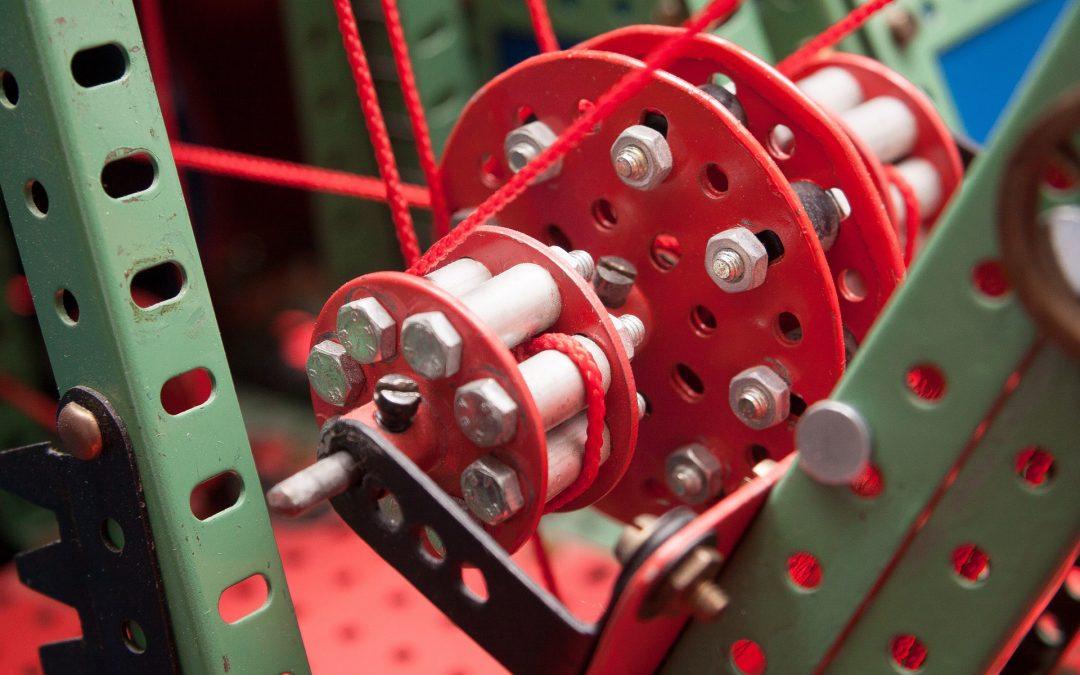 Stavebnice Merkur získala čestné místo v Národní technické knihovně – má vlastní hernu