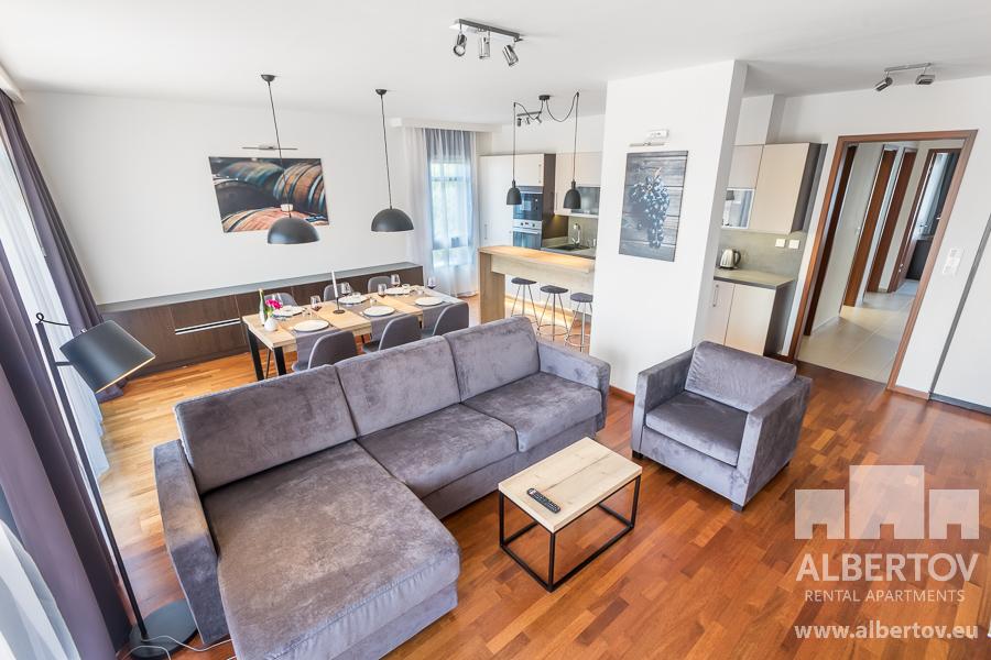 Dobrá nabídka nájemního bydlení zahrnuje i výbavu bytu